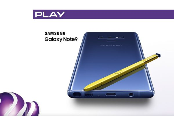 Play Galaxy Note 9