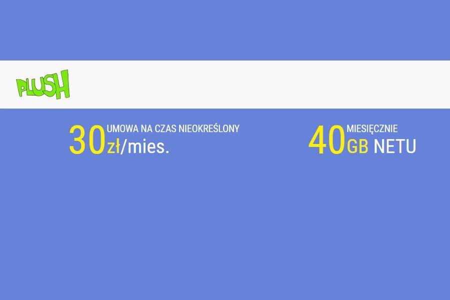 Plush 40 GB