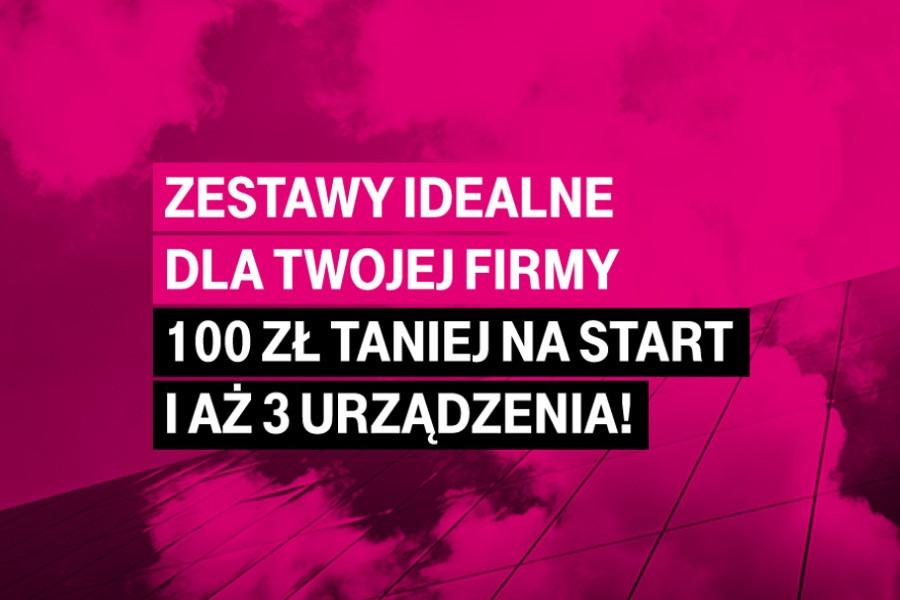 Rabat T-Mobile dla firm