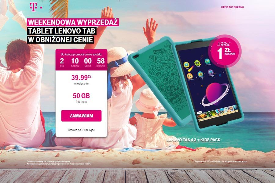 Internet mobilny T-Mobile