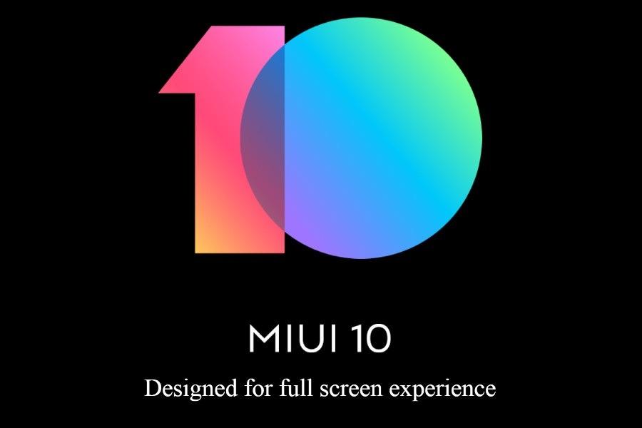 MIUI 10 aktualizacja