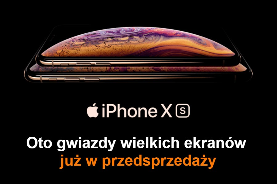 iPhone XS Orange