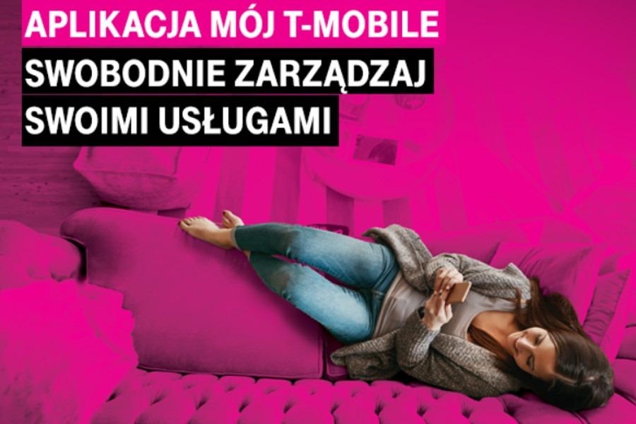 "Aplikacja ""Mój T-Mobile"""