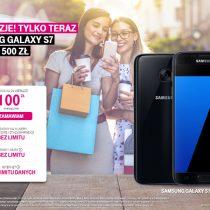 Samsung Galaxy S7 w T-Mobile tańszy o 500 zł