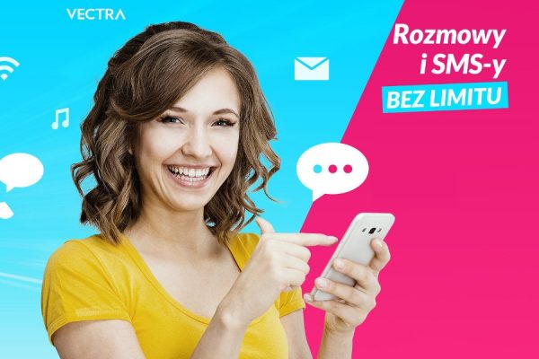 Vectra abonament 5 GB