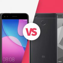 Huawei P9 Lite Mini vs Xiaomi Redmi 4X 3/32 GB
