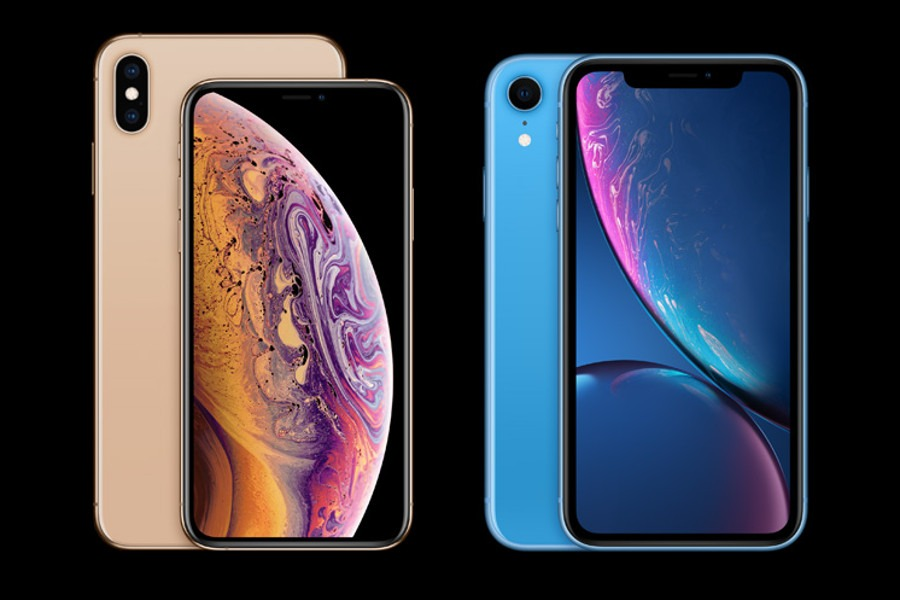 iPhone XS i XR