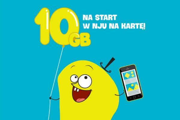 starter nju 10 GB