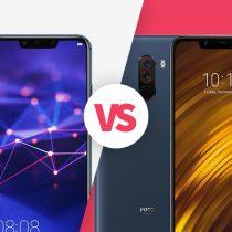 Huawei Mate 20 Lite vs Xiaomi Pocophone F1