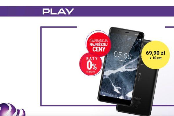 Nokia 5.1 promocja