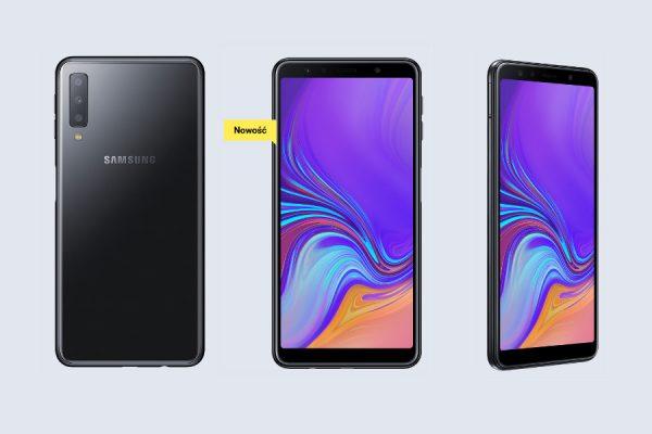 Galaxy A7 (2018) abonament