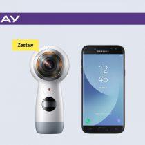 Samsung Galaxy J5 (2017) + Gear 360 za 1 zł w Play