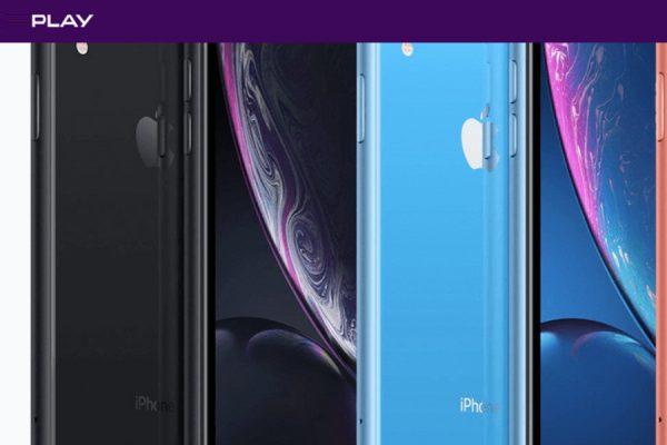 iPhone XR abonament