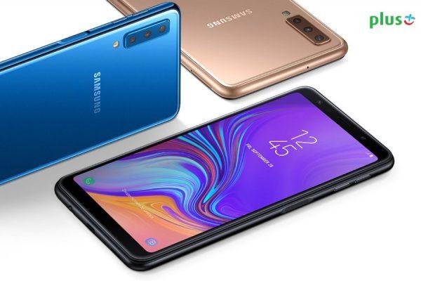 Galaxy A7 abonament
