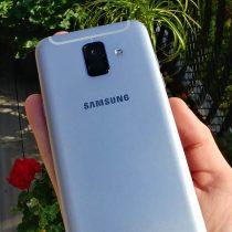 Koreański średniak Samsung Galaxy A6 – recenzja
