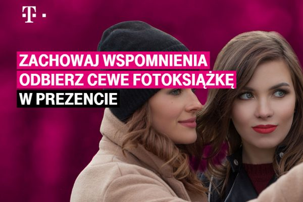T-Mobile promocja Cewe