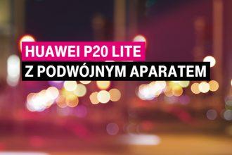 Huawei P20 Lite abonament