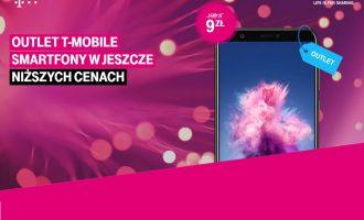 Taniej w outlecie T-Mobile nawet o 670 zł