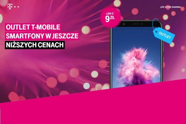 Używane telefony T-Mobile