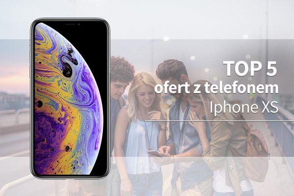 iPhone XS na abonament