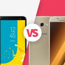 Samsung Galaxy J6 vs Samsung Galaxy A5 (2017)