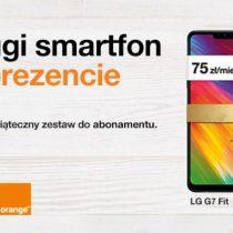 Nowość w Orange – LG G7 Fit + LG K9 w prezencie