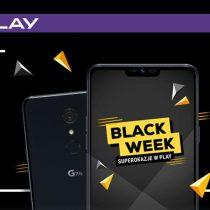 Black Week w Play – telefony LG tańsze o 200 zł!