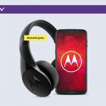 Motorola Moto Z3 Play + słuchawki gratis od 1 zł w Play