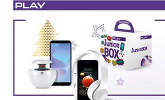 Rabaty w świątecznym Junior BOX – smartfony od 2 zł