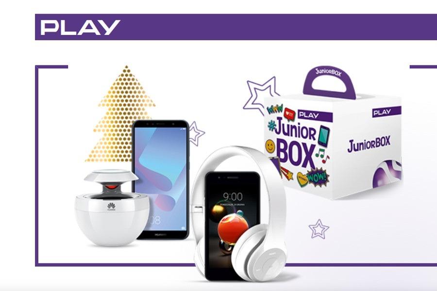 Play BOX na Święta