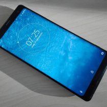 Elegancki i modny Sony Xperia XZ3 – recenzja