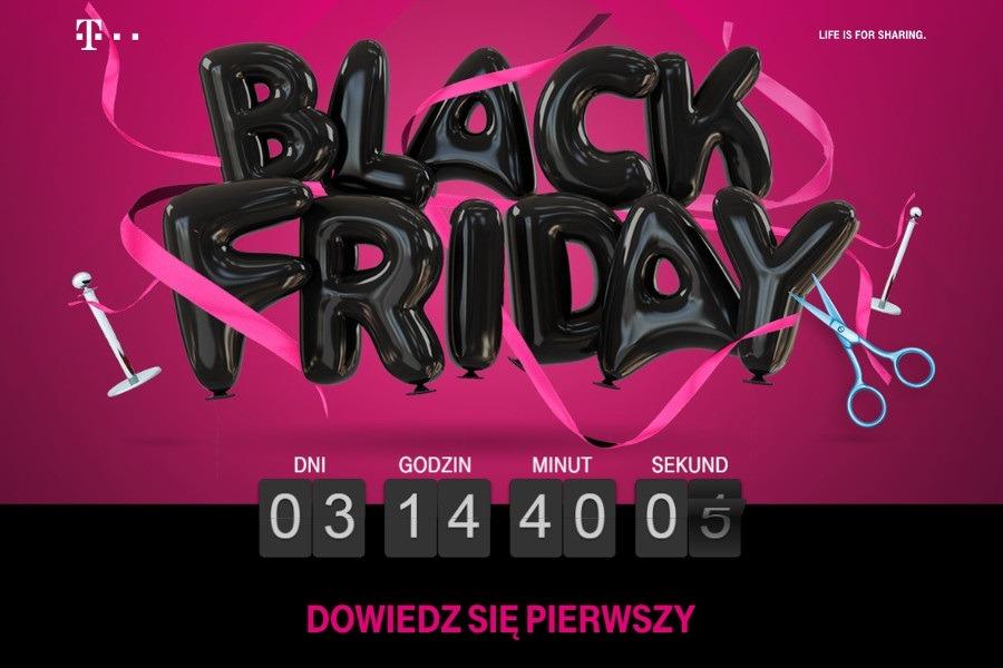 Czarny Piątek w T-Mobile