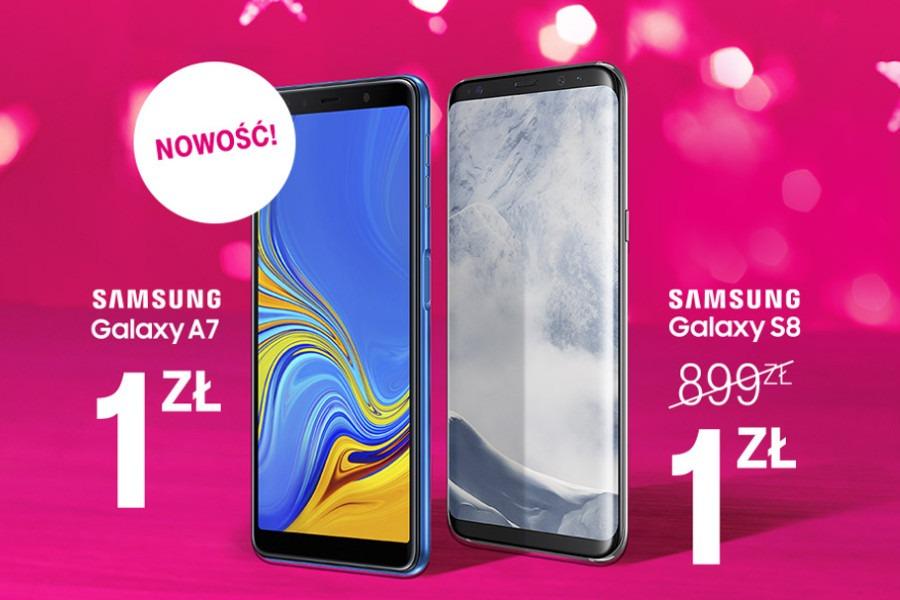 Świąteczne promocje T-Mobile