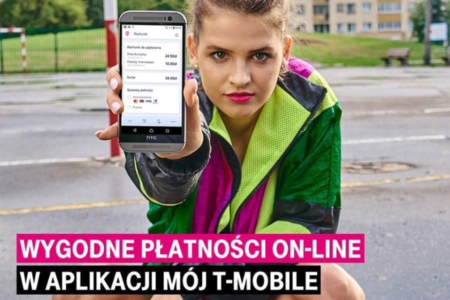 Aplikacja Mój T-Mobile