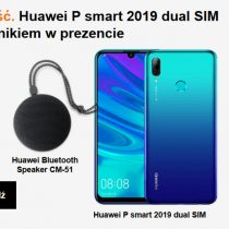 Huawei P Smart 2019 w Orange za 0 zł + gratis