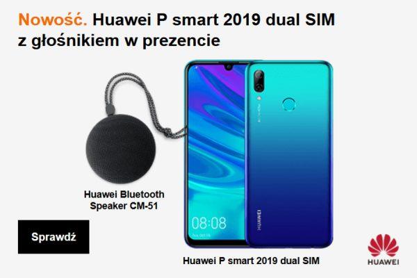 P Smart 2019 w Orange