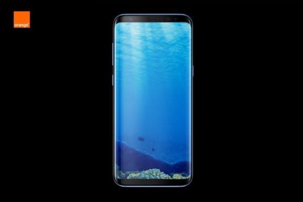 Galaxy S8 prezent