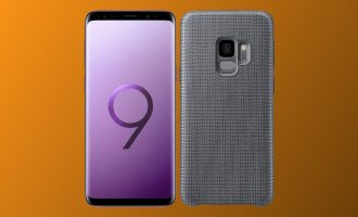 Galaxy S9 + oryginalne etui w Orange od 199 zł