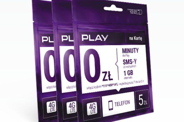 Play na kartę 10 GB