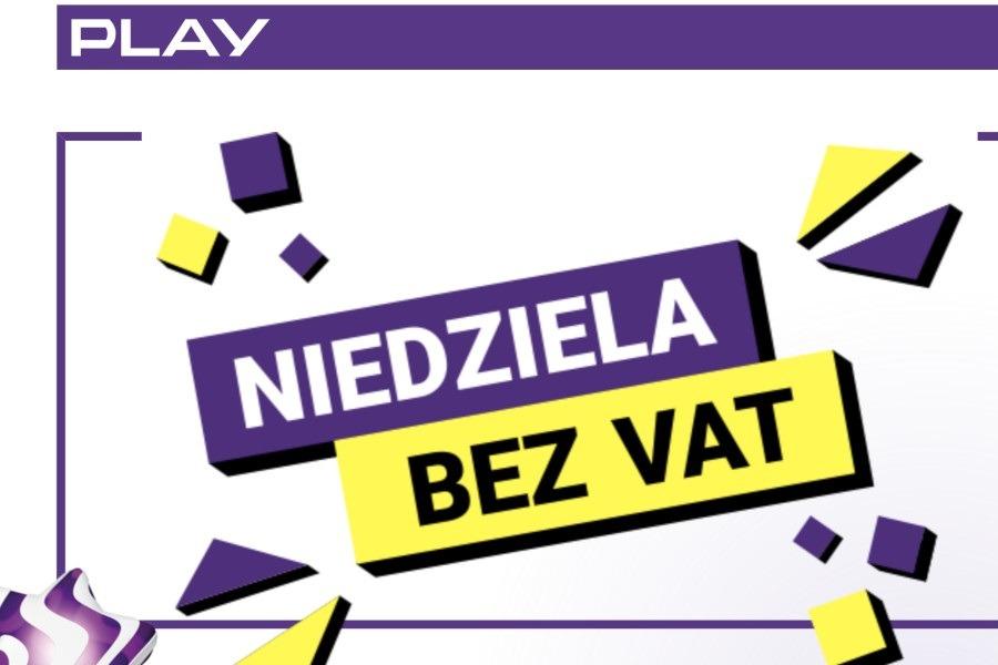 telefon w Play bez VAT