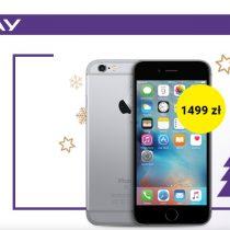 Świąteczna cena iPhone'a 6s w sklepie Play