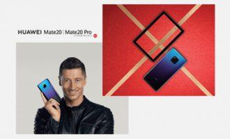 Huawei Mate 20 Pro + tablet na Święta w Plusie