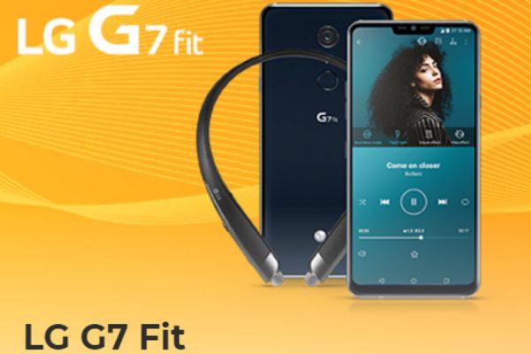 LG G7 Fit w Plusie