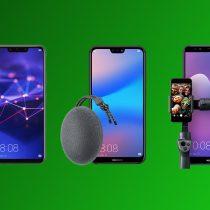 Telefony Huawei z gadżetami w Plusie
