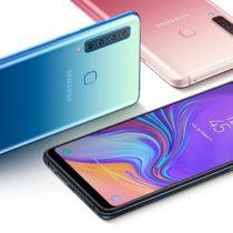 Nowość w Orange – Samsung Galaxy A9 z poczwórnym aparatem!