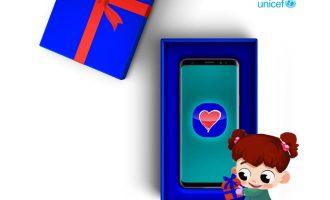 Kup przecenionego Samsunga w Play i wspomóż UNICEF