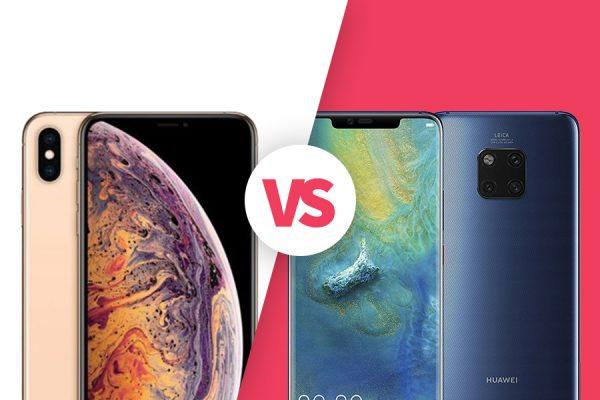 iPhone XS czy Huawei Mate 20 Pro