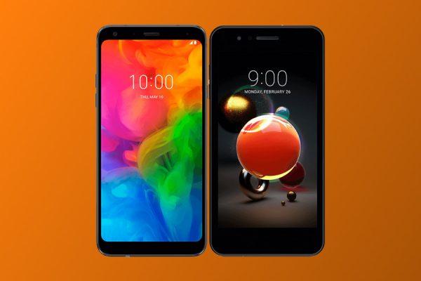 2 telefony Orange