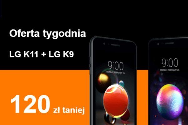Orange 2x LG rabat