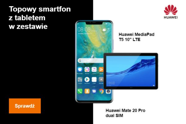Huawei Mate 20 Pro Orange